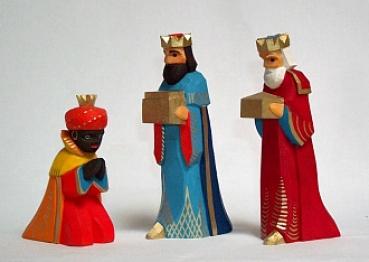 Krippenfiguren Handgeschnitzt stoff'l - feines fÜr kinder - krippenfiguren handgeschnitzt